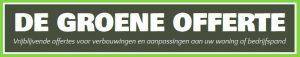 De Groene Offerte